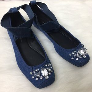Jessica Simpson Miaha Ballet Flats